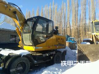 恒特重工HTL135挖掘机