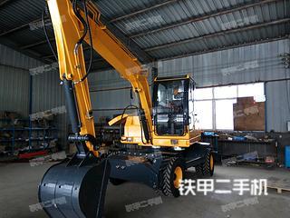 愚公机械LQ80-7挖掘机