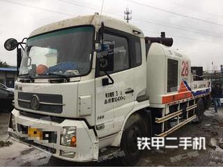 中联重科ZLJ5121THB车载泵