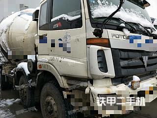 福田雷萨BJ5313GJB-12搅拌运输车