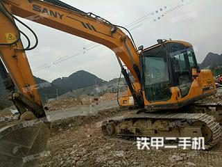 三一重工SY135C-8挖掘机