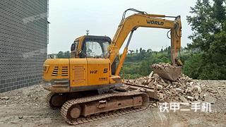 沃得重工W285B-8挖掘机