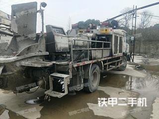 中联重科ZLJ5120THB车载泵