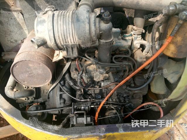 江西九江市日立EX30UR-2C挖掘机