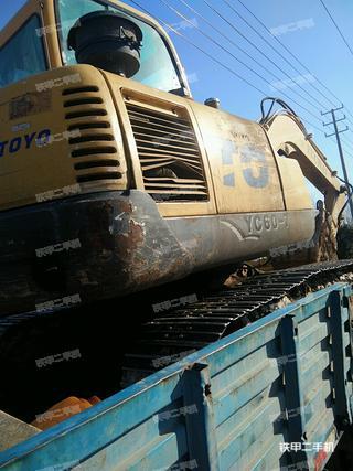 玉柴YC60-7挖掘机