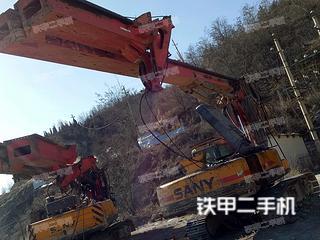 三一重工SR150C旋挖钻