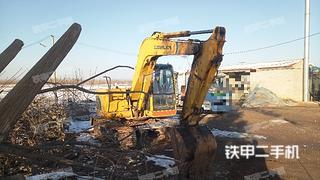 中联重科ZE85E挖掘机