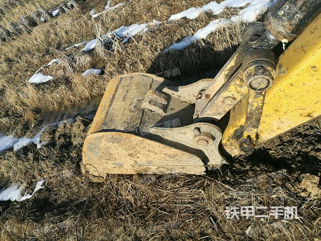 湖北荆门市卡特彼勒307C(1665mm斗杆)挖掘机