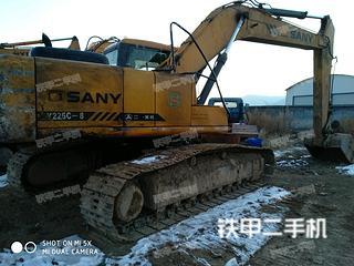 三一重工SY215C8挖掘机