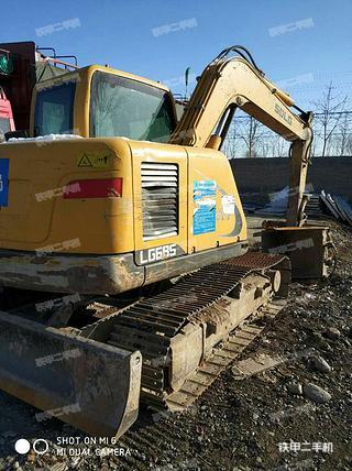 临工LG685挖掘机