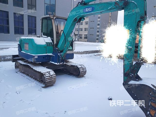 石川岛ihi 55ns挖掘机