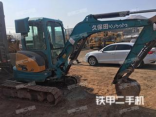 久保田KX-135挖掘机