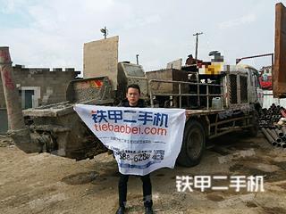 中联重科ZLJ5110THB车载泵