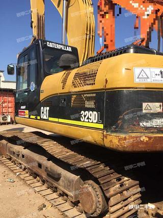 卡特彼勒330D挖掘机