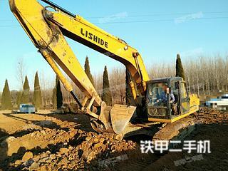 力士德SC220.7挖掘机