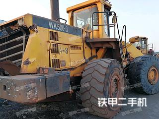 小松WA500-3装载机