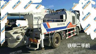 中联重科ZLJ5121THBE东风车载泵