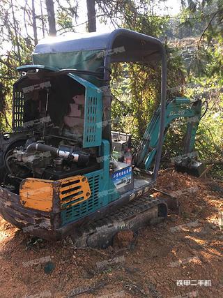 德力DL15-8挖掘机