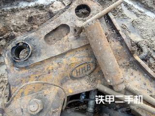 悍狮HB155三角型破碎锤