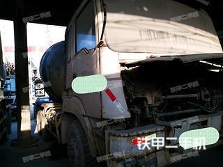 三一重工SZ415C-6搅拌运输车