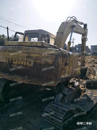 住友SH120A2挖掘机