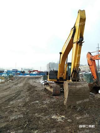 住友SH210LC-5挖掘机
