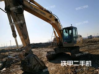 住友SH240-3挖掘机