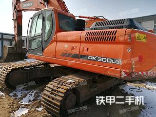 斗山DX300LC