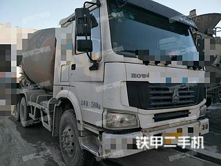 中联重科ZLJ5250GJB2搅拌运输车