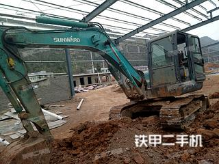 山河智能SWE80挖掘机