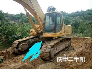 小松PC450LC-6挖掘机