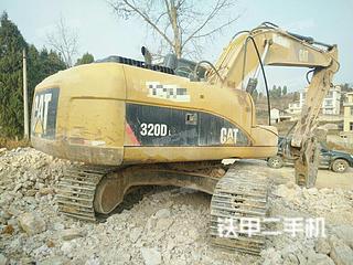 卡特彼勒320DGC进口挖掘机