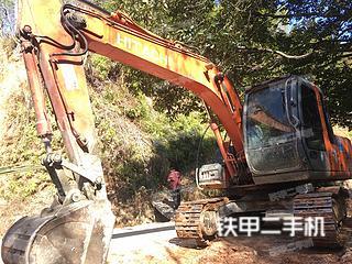 日立ZX120进口挖掘机