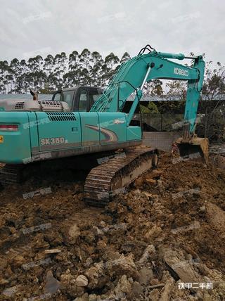 神钢SK330-8挖掘机