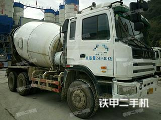 中国重汽ZZ5255GJBN4346C1搅拌运输车