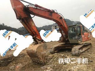 日立ZX240LC挖掘机