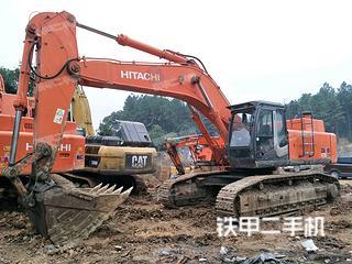 日立ZX470LCH-3挖掘机