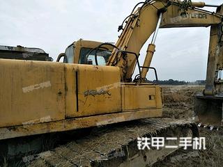 现代R220-5挖掘机