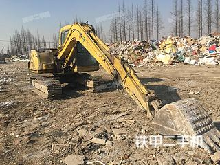 小松PC60-6挖掘机