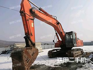 日立EX350挖掘机