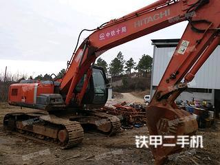 日立ZX240-3G国产挖掘机