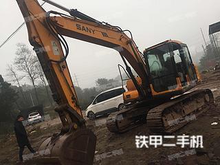 三一重工SY135-8S挖掘机
