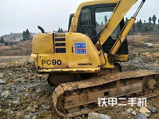小松PC60-7挖掘机