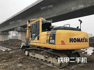 小松PC200-8M0挖掘机