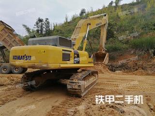 小松PC460LC-8挖掘机