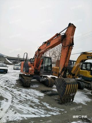 日立EX135UR挖掘机