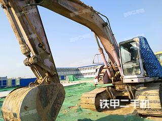 住友SH215U-2挖掘机