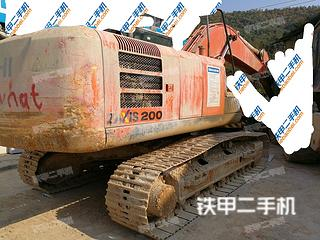 日立ZX200-5G挖掘机