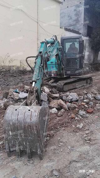 山河智能SWE55挖掘机