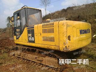 雷沃重工FR160-7挖掘机